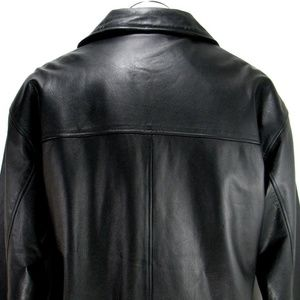 Haggar Jackets & Coats - Haggar - Generations - Men's Leather Jacket Sz XL
